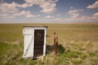 Prairie Outhouse